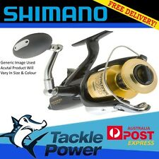 Shimano Baitrunner 12000 D Spinning Fishing Reel Brand New 10 year Warranty