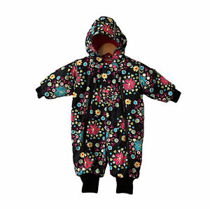 Hanna Andersson Outdoor Warmest Snowsuit Bunting 70 6-12 M