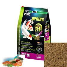 JBL ProPond Spring Gr. M 1,1 Kg 3 L Frühjahrsfutter für mittlere Koi Pro Pond
