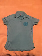 Mens Diesel Polo Shirt Blue Size Medium Good Condition Plenty Life In It
