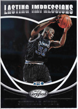2018-19 Certified Lasting Impressions #1 Shaquille O'Neal (ref57202)