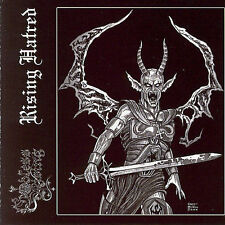 Rising Hatred by Godless Rising (CD, Nov-2007, Moribund Records)