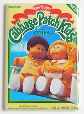Cabbage Patch Kids Cereal FRIDGE MAGNET (2 x 3 inches) box swing doll 80's