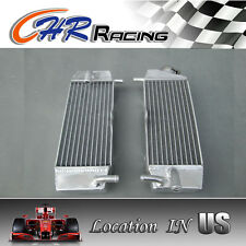For YAMAHA YZF250 WR250F 2001 2002 2003 2004 2005 Aluminum Radiator 01 02 04 04