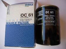 Filtro de aceite MAHLE OC 61 Indicado Para Porsche 911,2 litro, 2,2 Litro 65-71