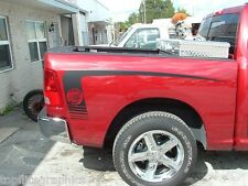 Super Hockey Stick Side Stripes for Dodge RAM Trucks 1500 2500 3500