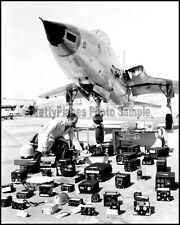 Republic F-105 Thunderchief Avionics Layout 8x10 Photo