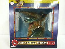 Monster hunter 3rd Zinogre figure Hunting Trophy Statue Japan NEW Ichiban kuji