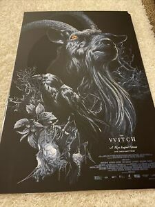 The Witch VVitch Black Phillip 1/1 Variant SOLD OUT by Vance Kelly Black