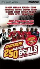 Another 250 Classic Goals UMD for Sony PSP UK Preowned - FAST DISPATCH