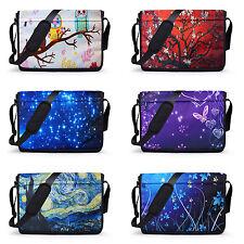 """15 - 15.6""""  Compact Padded Compartment Multi-Pocket Shoulder Messenger Bag"""