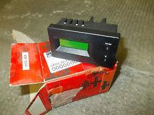 OROLOGIO DIGITALE ALFA ROMEO 75 TURBO TS V6 88-92 ORIGINALE ALFA ROMEO 60533164