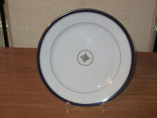 SOLOGNE DESHOULIERES *NEW* Orsay Bleu/Or Set 11 assiette dessert médaillon Plate
