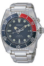 SEIKO SKA369P1,Men KINETIC DIVER,Stainless Case & Bracelet,200m WR,NEW,SKA369