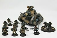 Warhammer Imperial Guard Astra Millitarum Start Collecting Force Well Painted