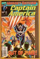 CAPTAIN AMERICA #3 (1998 MARVEL Comics) ~ VF/NM Book