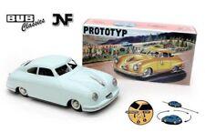 Coches, camiones y furgonetas de automodelismo y aeromodelismo color principal azul Porsche