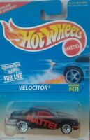 Hot Wheels Velocitor - Collector #471