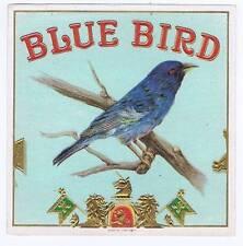 Blue Bird, original outer cigar box label