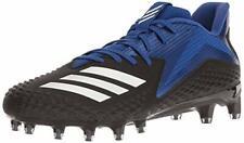 Adidas Hombre Freak X Carbono Medio Fútbol Zapato, Negro/Blanco/Colegial Pavo ,