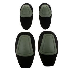 Military Paintball Protective Combat Tactical Knee Pads and Elbow Pads Set