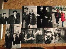 JOHN F KENNEDY JR.  CAROLYN BESSETTE 10  ORIGINAL PHOTOS   4X6