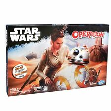 NEW HASBRO OPERATION STAR WARS EDITION BB-8 B8614