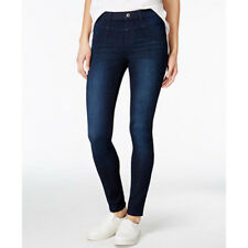 Vanilla Star Juniors' High-rise Pull-on SKINNY Jeans Mars Wash Size 1