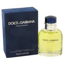 DOLCE & GABBANA POUR HOMME by D & G EDT Men's Cologne 2.5 oz