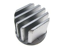 Aluminum Round Heat Sink for 1-3 watt Power LED 37mm