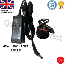 For Toshiba 19V 2.37A 45W PA3822U-1ACA ADP-45SD Laptop Charger Adapter 5.5*2.5mm