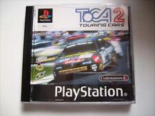 TOCA 2 Touring Cars PS1 Playstation 1