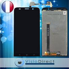 Ecran complet pour Asus Zenfone 2 ZE551ML noir vitre tactile + LCD