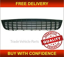 FIAT GRANDE PUNTO 2006-2010 FRONT LOWER CENTRE BUMPER GRILLE INSURANCE APPROVED