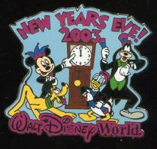 WDW New Years Eve 2003 LE Disney Pin 27512