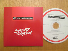 Armand Van Helden ‎– Witch Doktor -  Scion Audio/Visual  2 Track PROMO CD 2007