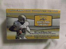 2012 Leaf Draft Pick Football Blaster Box. Autograph Card + RGIII 3-Card Set