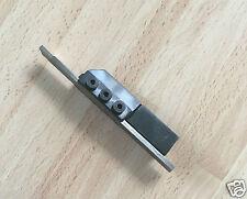 Abstechhalter + 2x Abstechmesser 3x12x125mm mit Schwalbenschwanzführung