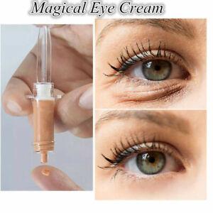 Magic Eye Cream 2 Minutes Instant Remove Eyebags Firming Eye Anti Puffiness UK
