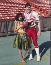 TUNCH ILKIN PITTSBURGH STEELERS GREAT 1988 PRO BOWL COLOR 8X10 CLASSIC SERIES