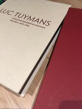 LUC TUYMANS, Catalogue raisonné Vol. 1