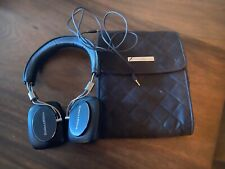 Bowers & Wilkins P5 Wireless Headband Wireless bluetooth Headphones - Black