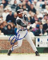 Barry Larkin Autographed Signed 8x10 Photo ( HOF Reds ) REPRINT