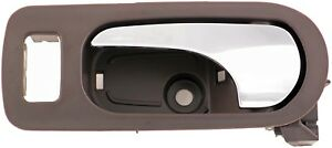 Dorman HELP! 81822 Interior Door Handle - Front Left - Chrome Le Fast Shipping
