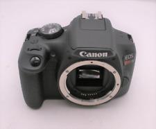 Canon EOS Rebel T7 Digital SLR Camera Body Only Black