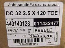 "Johnsonite Cove Base Roll DC 32 2.5 x 120 Toe Pebble (Grey) 1/8"" Gauge 440140128"