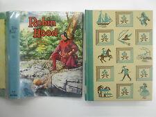 Robin Hood, Howard Pyle, Whitman 2137, DJ, 1940