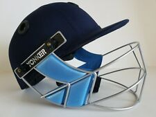 Cricket Helmet Head Guard Protector Yonker Medium Adult/Kid Worn Once Nice