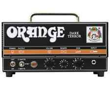 Orange Dark Terror Amplifier DA15-H Guitar Head Amp