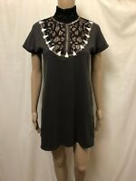 Sass & Bide Top Womens ~ Size Small Medium ~ Great Cond w/ Lace & Embellishment